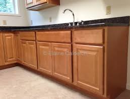 Maple Finish Kitchen Cabinets Wolf Classic Cabinets Saginaw Maple Door Honey Finish Granite