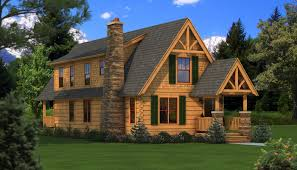 One Story Log Cabins 19 One Story Log Cabin Floor Plans 1 Storey Bungalow House