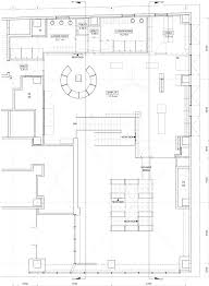 Clothing Store Floor Plan by Schemata Architects Installs Plastic Scaffolding In En Route Ginza