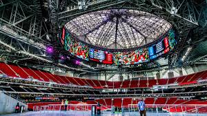 mercedes dome where to eat at mercedes stadium home of the atlanta falcons