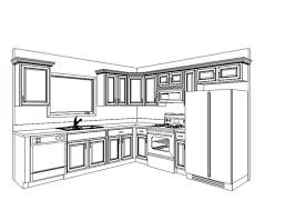 lovely kitchen cabinet design template kitchen cabinets