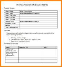 business requirement document template ieee boblab us