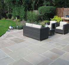 Garden And Patio Designs Curved Patio Greenspace Garden Design