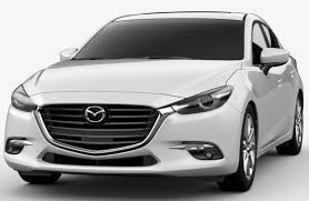 where does mazda come from 2018 mazda3 color options