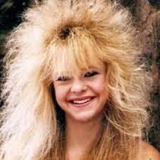 feathered hair 1980s hair archives flashbak