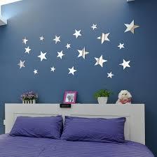compare prices on mirrored star wall decor online shopping buy