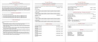 Resume Format Online by The Best Resume Templates Online Professional Resume Templates