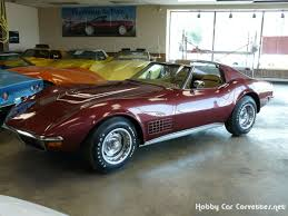 1972 corvette stingray 454 for sale 1970 lt 1 corvette stingray history
