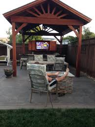 Patio Furniture Guelph by Kick Off The Football Season By Installing An Outdoor Tv Here Is
