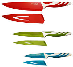 amazon com kitchen knives with sheaths quality kitchen knife
