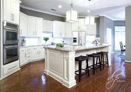 white kitchen cabinets with grey walls white cabinets grey walls dark floors gray walls white cabinets trim