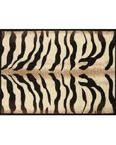 jute u0026 sisal animal print rugs bhg com shop