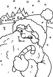 free coloring pages christmas santa christmas coloring pages of