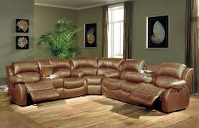 Power Sofa Recliners Leather Living Room Leather Sectional Power Recliner Sofa Benchcraft