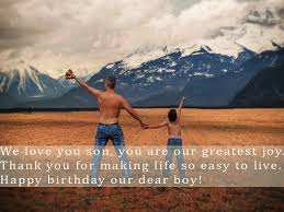8 best birthday wishes for son images on pinterest birthday