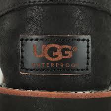 ugg noira buckle calf boots lyst ugg noira black suede calf boot in black