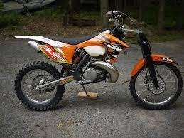 electric motocross bike ktm ktm 300 exc all wheel drive conversion