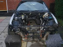 nissan skyline r32 for sale uk r34 gtr rolling shell no id undamaged and clean gt r register