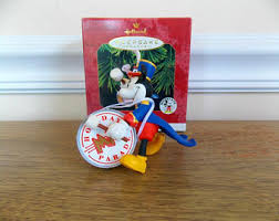 vintage avon christmas ornaments 12 days of christmas