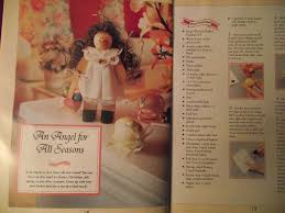 angel craft book angel crafts country crafts christmas rustic