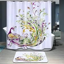 Purple Shower Curtain Sets - exciting purple shower curtain sets u2013 burbankinnandsuites com