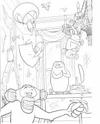 Madagascar Coloring Pages Madagascar 3 Coloring Pages