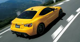 subaru yellow 2015 subaru brz ts limited edition goes sunrise yellow photos 1
