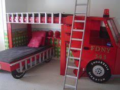 firetruck bed fire trucks fire truck beds and bunk bed