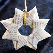 modular origami star ornament bible verse text u2013 knotty origami