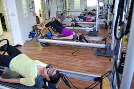 transformation pilates studio