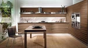20 sleek and modern wooden kitchen designs home design lover