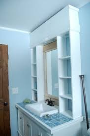 Mirror With Storage For Bathroom Bathroom Vanity Mirrors With Storage House Decorations