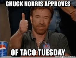 Taco Tuesday Meme - tuesday tuesday taco tuesday i club