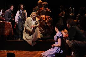 review a christmas carol goodman theatre chicago theater beat
