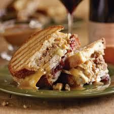 thanksgiving turkey panini williams sonoma