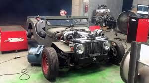 jeep diesel conversion willys jeep with a twin turbo lsx u2013 engine swap depot