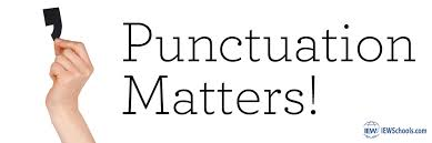 Punctuation Meme - punctuation matters institute for excellence in writing