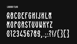 free font friday liquido notes on design