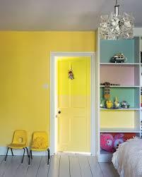Idees Peinture Chambre by Peinture Chambre D Enfant On Decoration Interieur Moderne Chambre