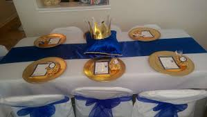 incredible ideas royal prince baby shower splendid party photo 6