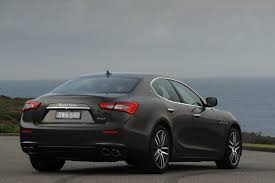 gray maserati maserati ghibli on sale in australia from 138 900 performancedrive