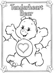 coloring pages animals hibernating hibernating bear coloring page coloring pages of bears care bears