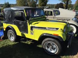 yellow jeep file 1974 jeep cj 5 renegade v8 in yellow all original at 2015