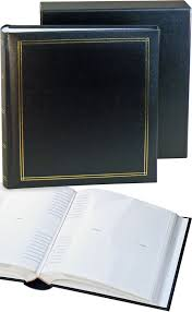 acid free photo albums monza black 6x4 slip in 200 photo albums with slip cases