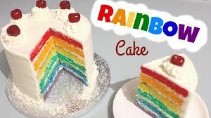 hervé cuisine rainbow cake rainbow cake 10 15 parts chocopraline