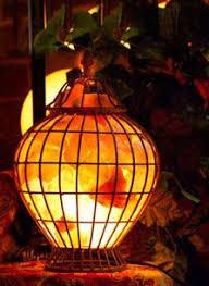 himalayan light salt crystal l himalayan salt rock lantern home ideas trends designs unique