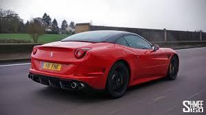 Ferrari California 2016 - shmee150 driving home in the ferrari california t speed and motion
