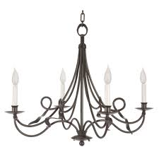 Wrought Iron Ceiling Lights L Wrought Iron Chandeliers Ls Classic And Modern