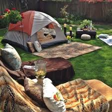 Tent Backyard 30 Diy Ways To Make Your Backyard Awesome This Summer