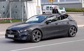 a class mercedes 2018 mercedes a class spotted testing to debut at geneva